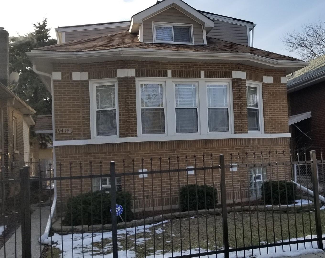 9414 S May Street, Chicago, IL 60620 - #: 10651786
