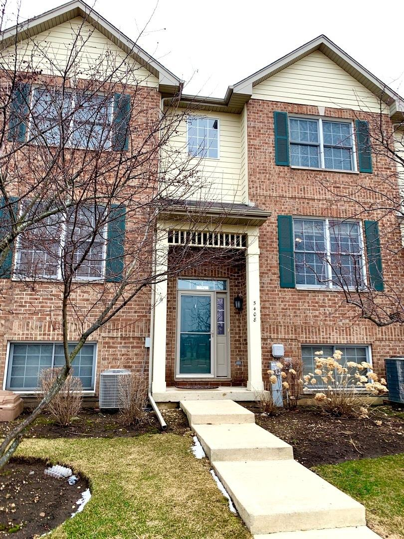 5408 Cobblers Xing #5408, McHenry, IL 60050 - #: 10989786