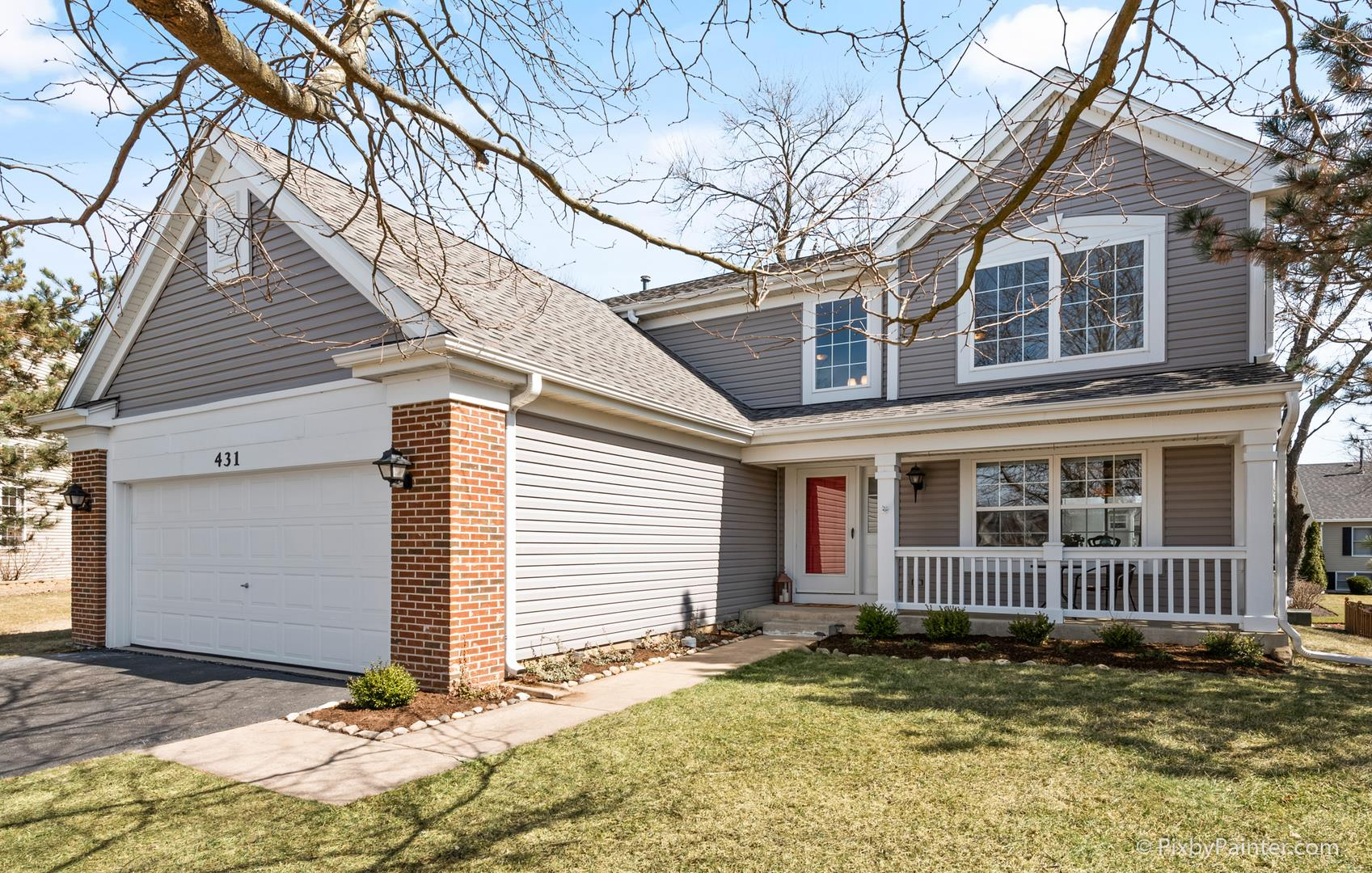431 Geneva Lane, Cary, IL 60013 - #: 10672788