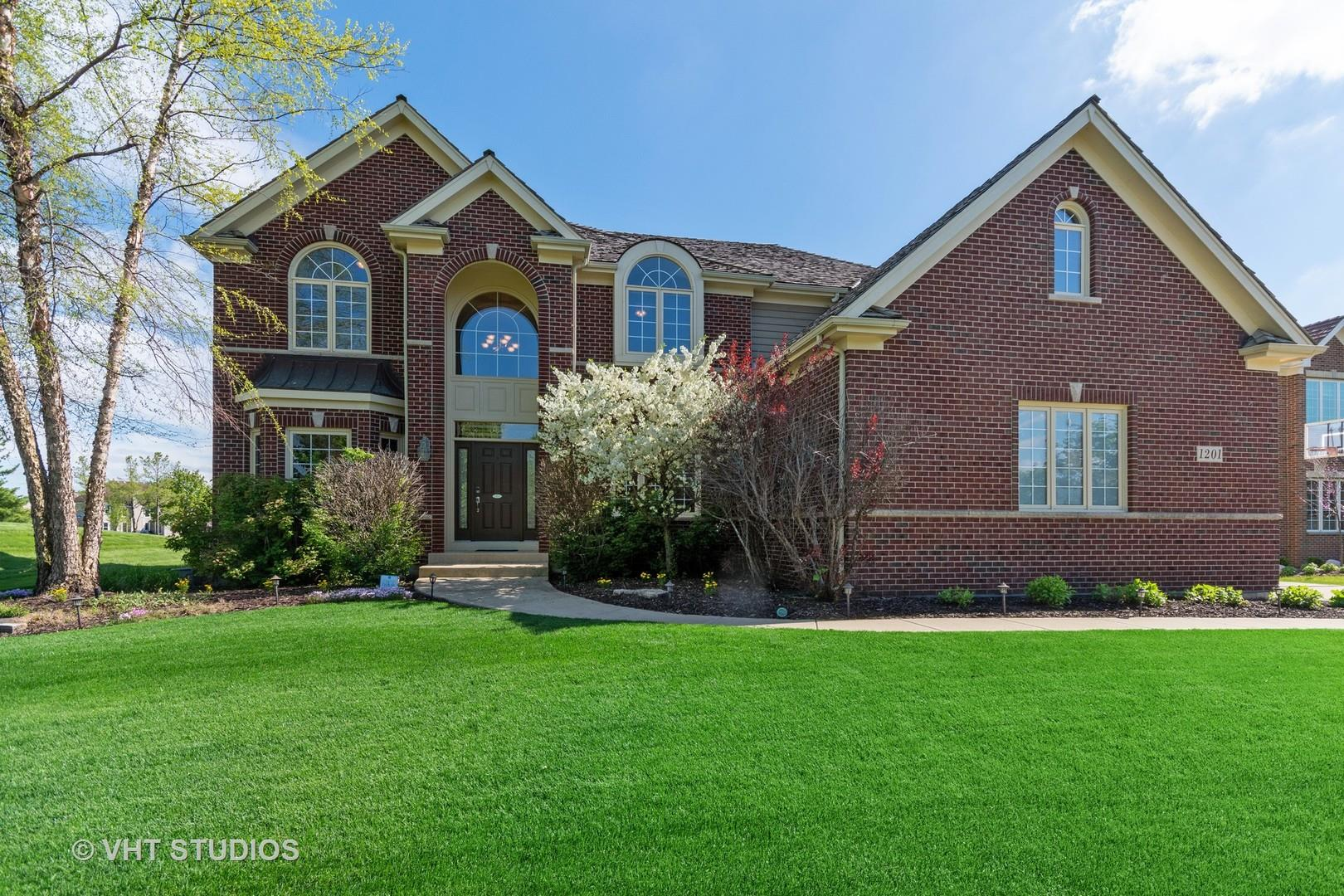 1201 Brookside Drive, South Elgin, IL 60177 - #: 10722788