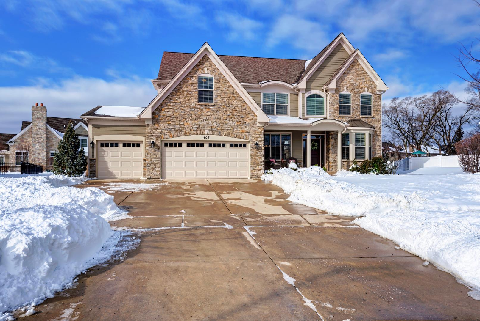 406 Lynn Gremer Court, Downers Grove, IL 60516 - #: 10992788