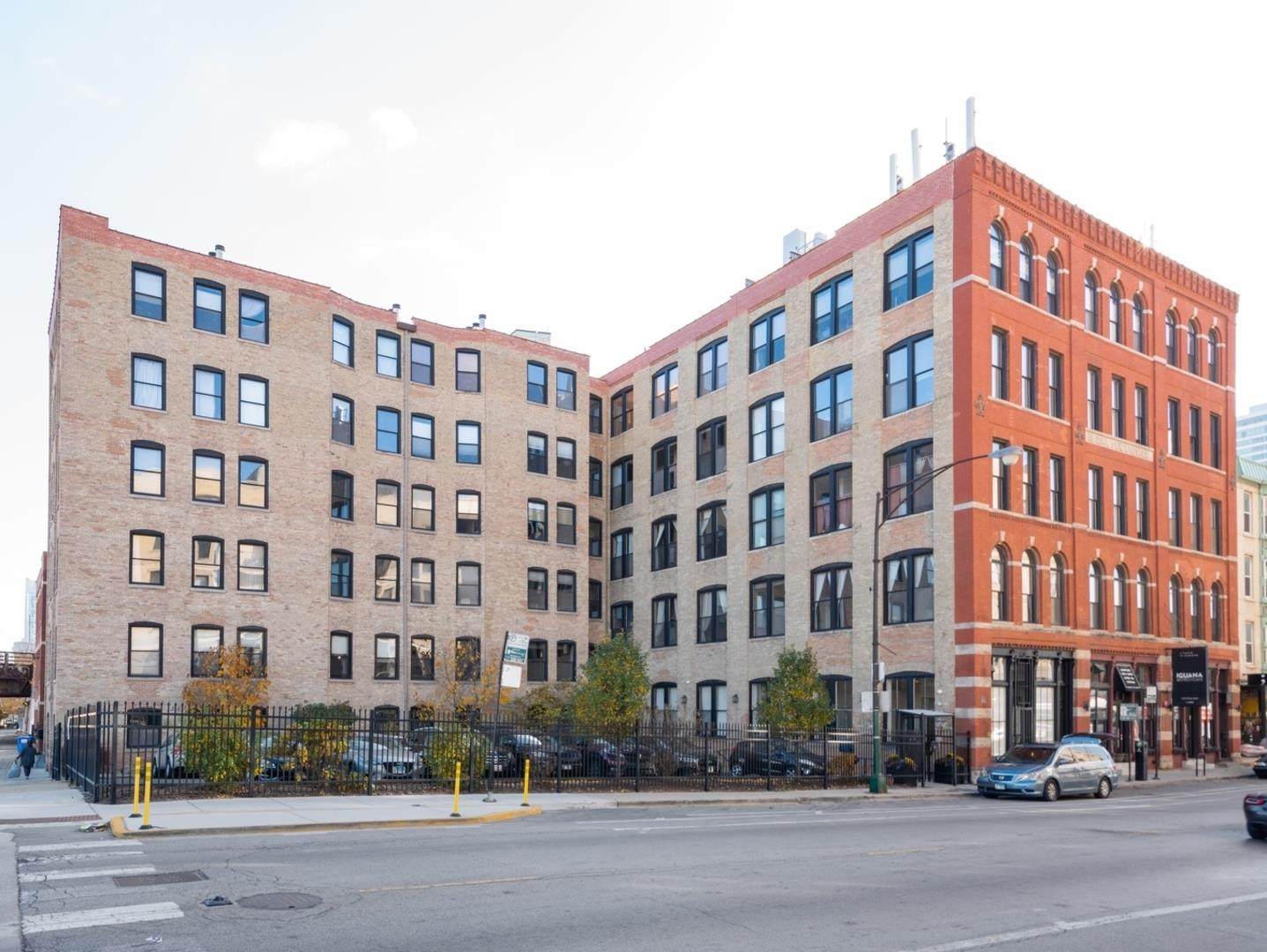 525 N Halsted Street #312, Chicago, IL 60622 - #: 10929791