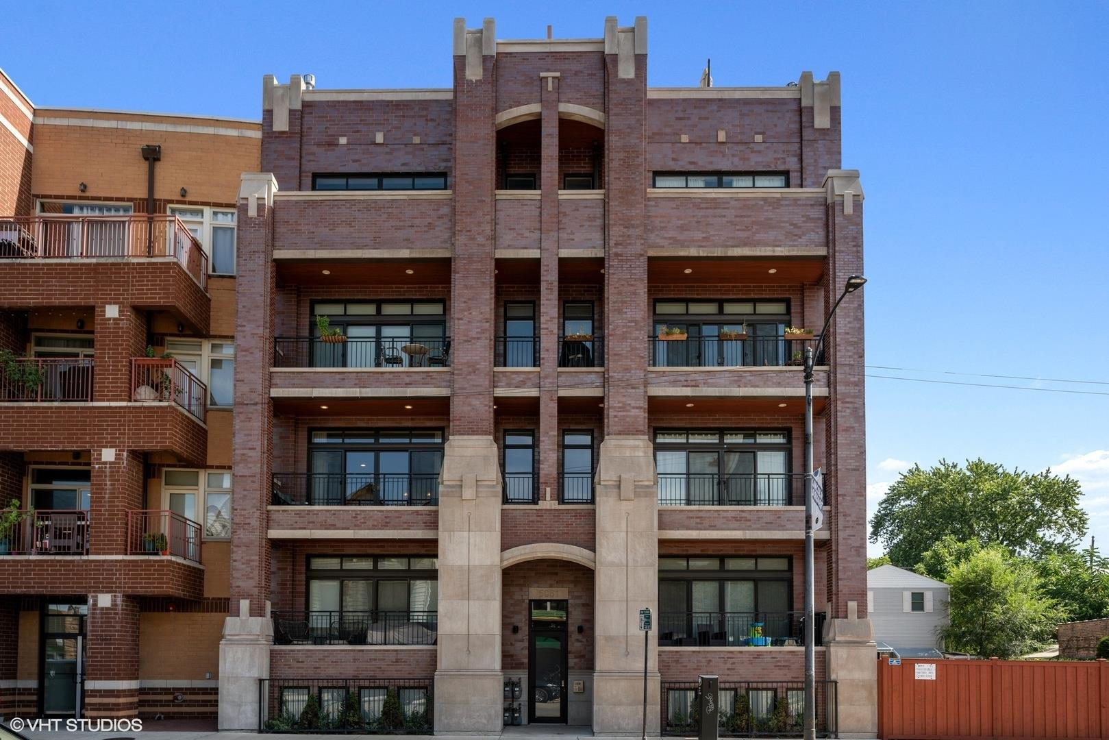 5061 N Lincoln Avenue #201, Chicago, IL 60625 - #: 10846792