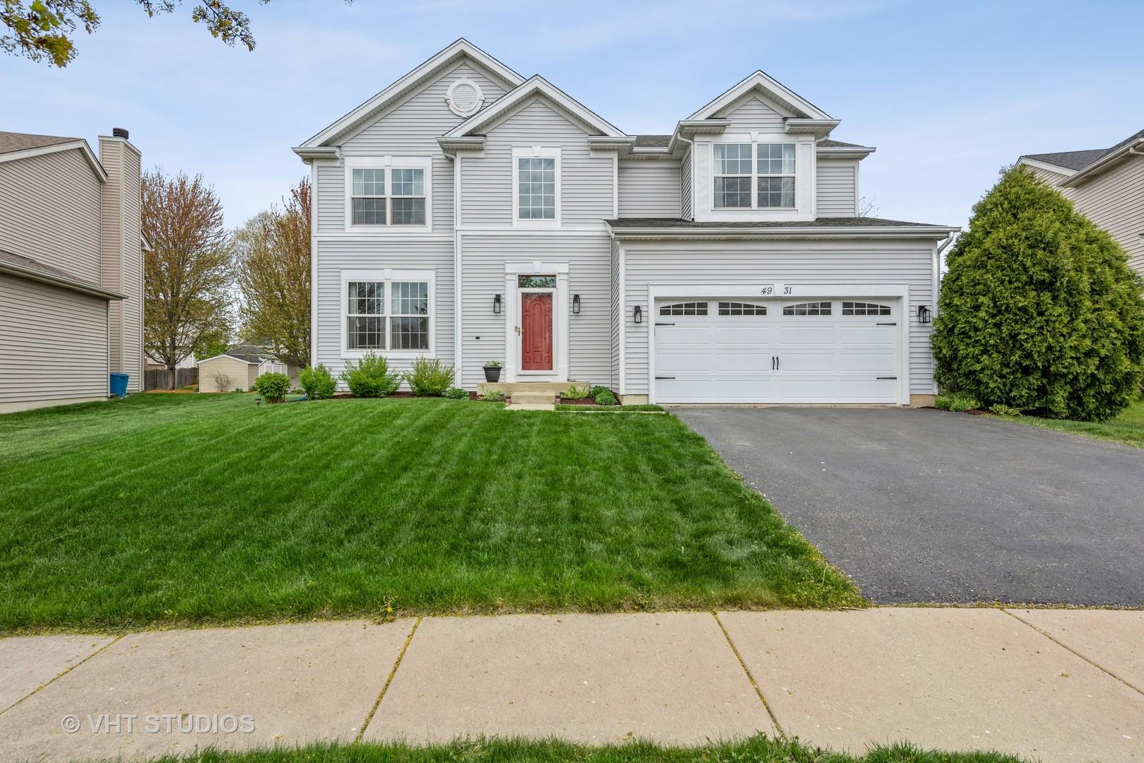 4931 Thistle Lane, Lake in the Hills, IL 60156 - #: 11061792