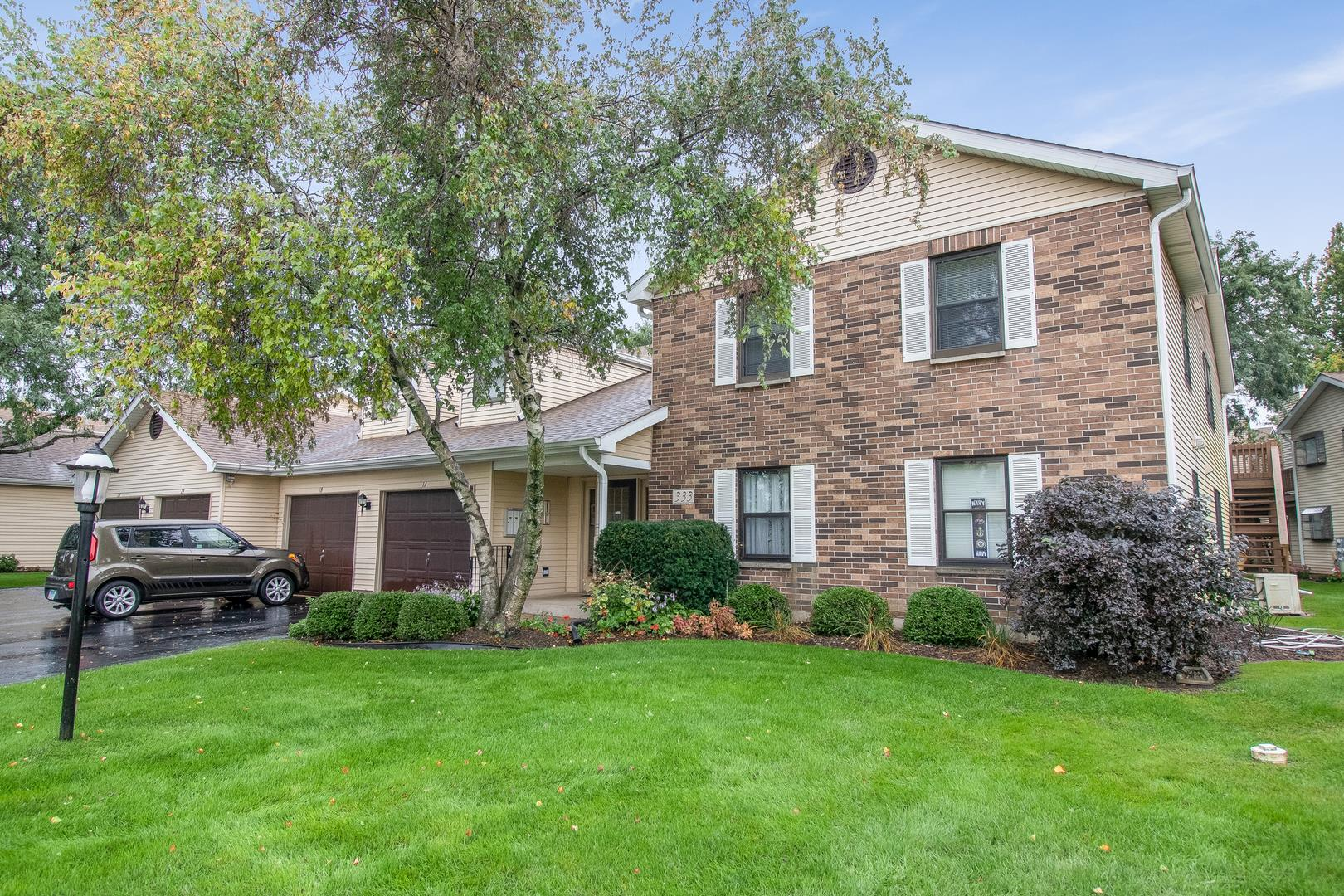333 Lake Street UNIT 2B, Crystal Lake, IL 60014 - #: 10536793
