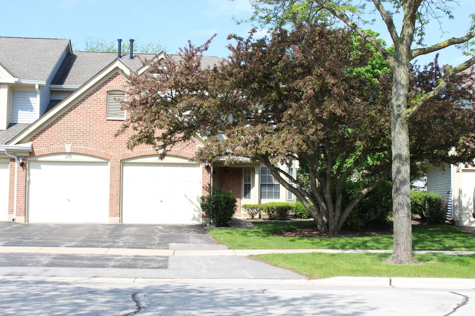 204 Glasgow Lane #204, Schaumburg, IL 60194 - #: 10723793