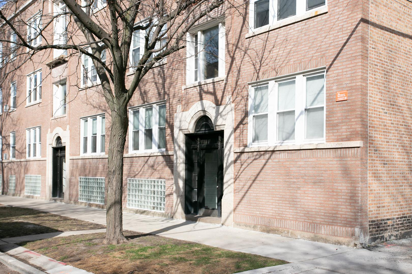 4545 N Albany Avenue #3, Chicago, IL 60625 - #: 10766794