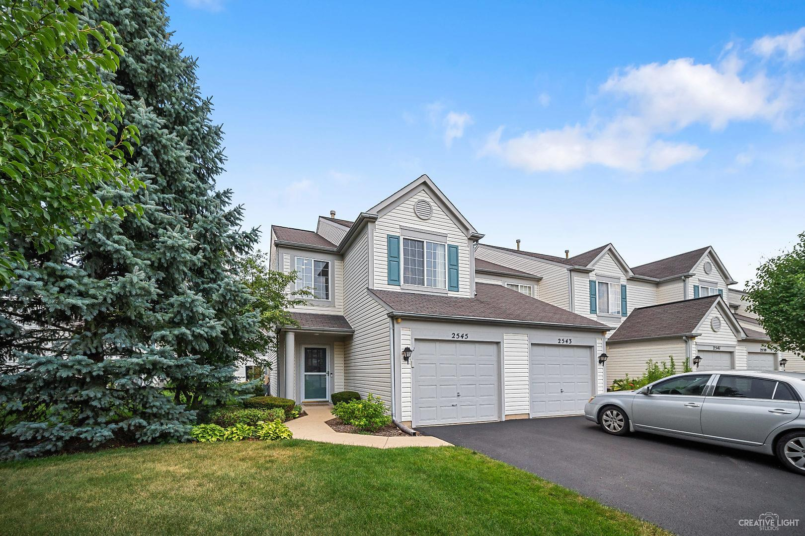 2545 Carrolwood Road #2545, Naperville, IL 60540 - #: 10776795