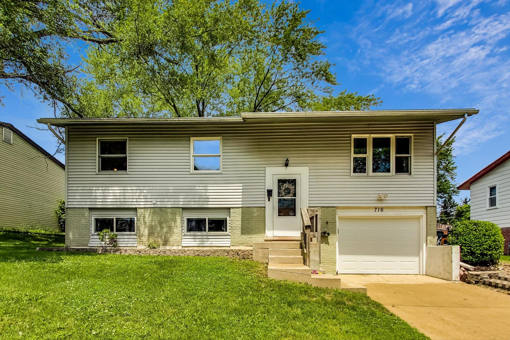 716 Terry Road, Glendale Heights, IL 60139 - #: 10818795
