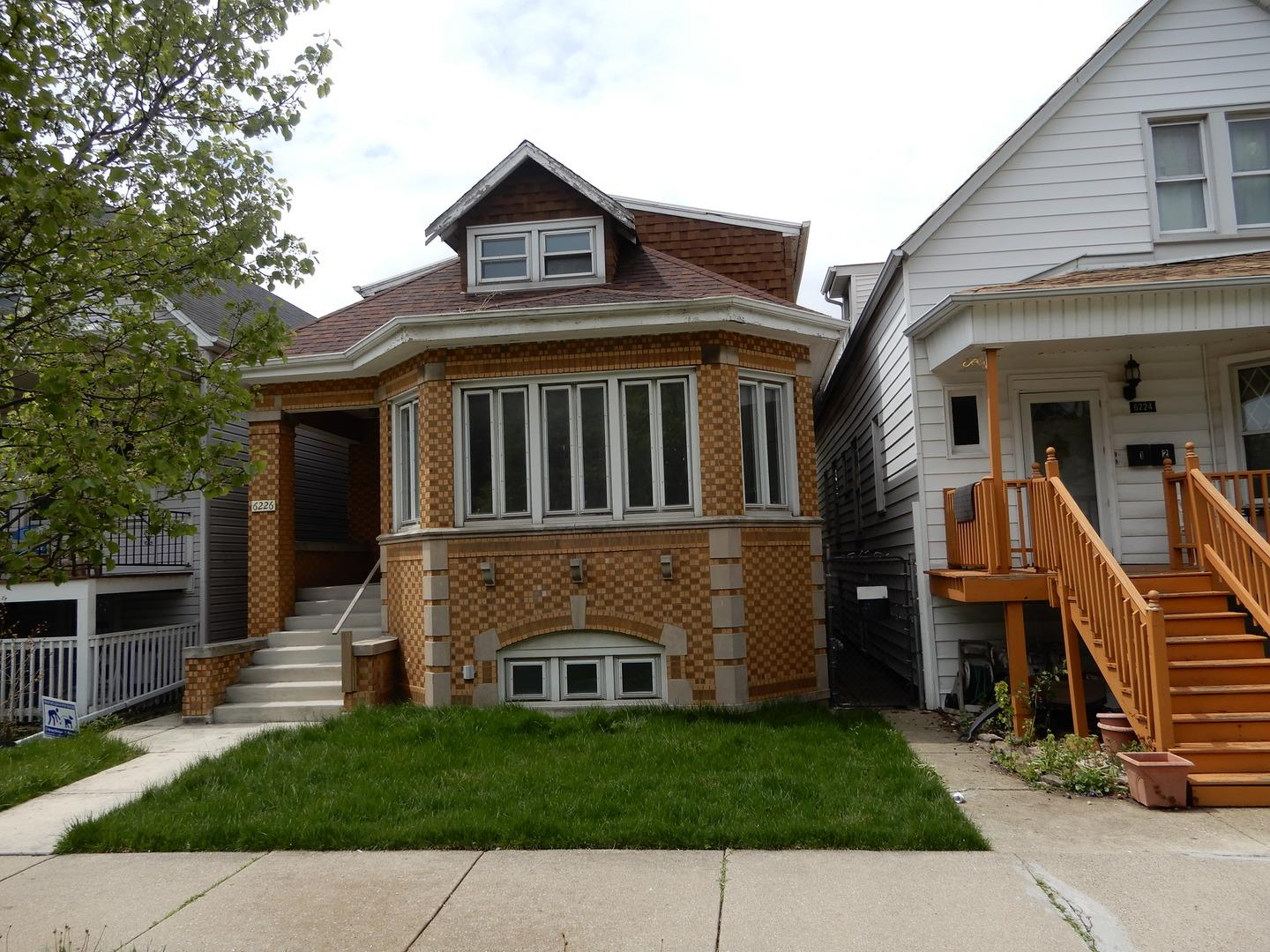 6226 S Keating Avenue S, Chicago, IL 60629 - #: 10877795