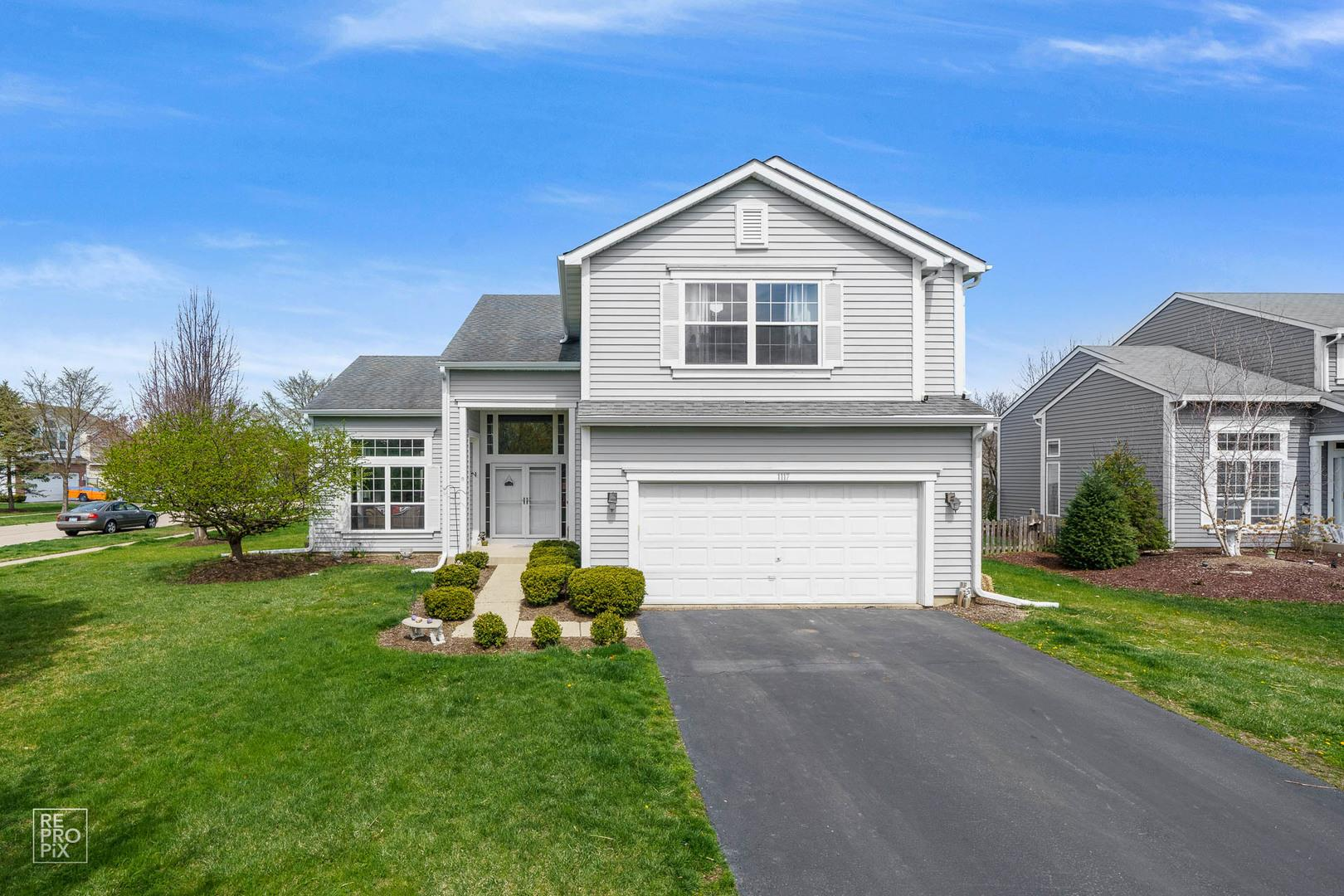 1117 Heavens Gate, Lake in the Hills, IL 60156 - #: 11034795
