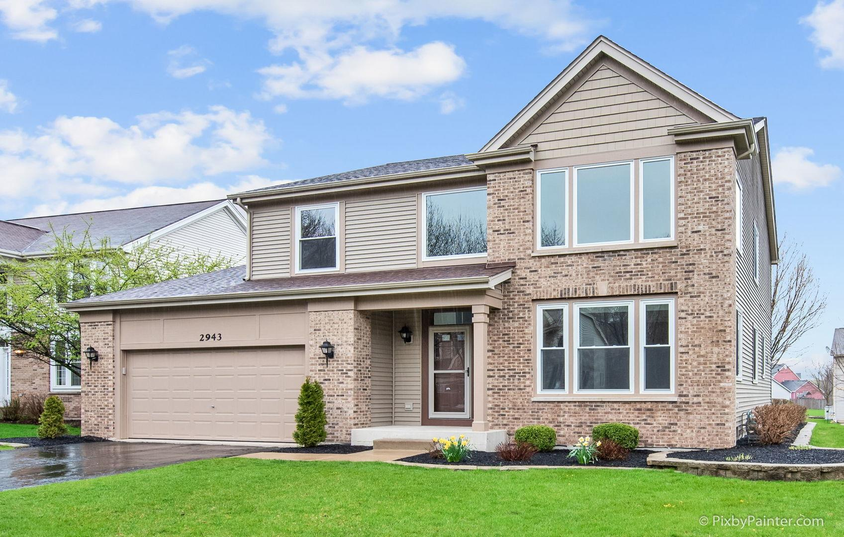 2943 Andrus Drive, West Chicago, IL 60185 - #: 10698796