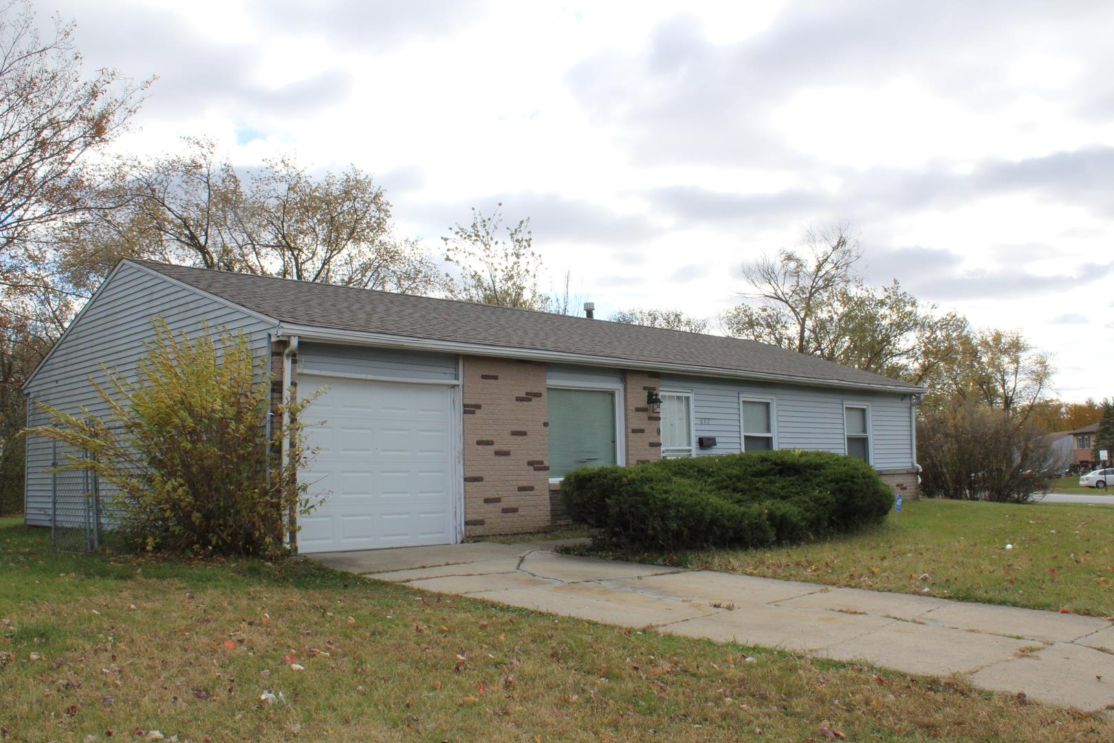 632 Andover Street, Chicago Heights, IL 60411 - #: 10884796