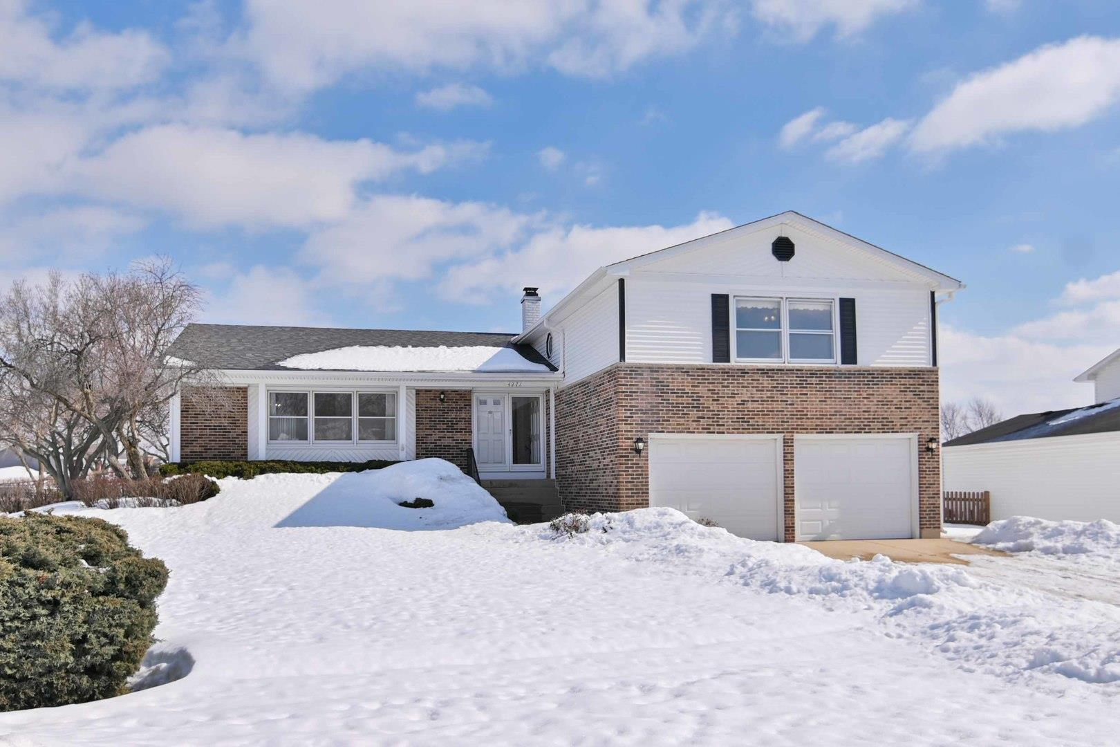 4271 N Sturbridge Drive, Hoffman Estates, IL 60192 - #: 11004796