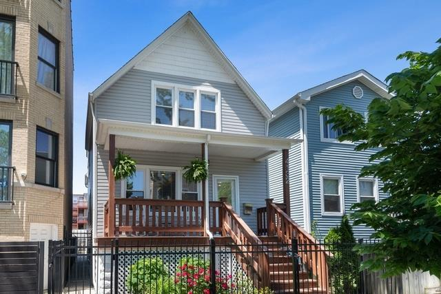 4132 N Kimball Avenue, Chicago, IL 60618 - #: 10790797
