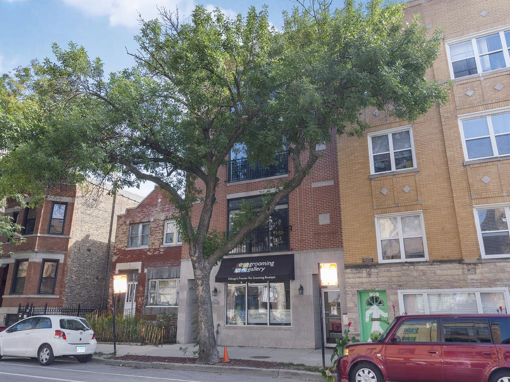 911 N Damen Avenue #2, Chicago, IL 60622 - #: 10876797