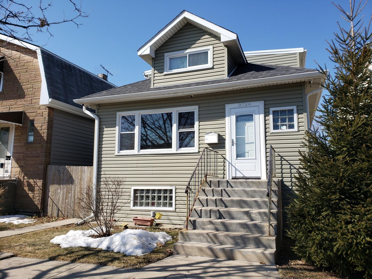 3724 N Oleander Avenue, Chicago, IL 60634 - #: 11045797
