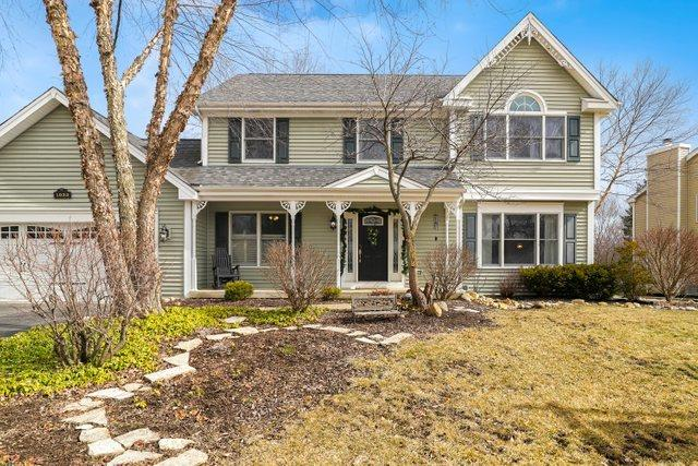 1033 Pember Circle, West Dundee, IL 60118 - #: 10643798