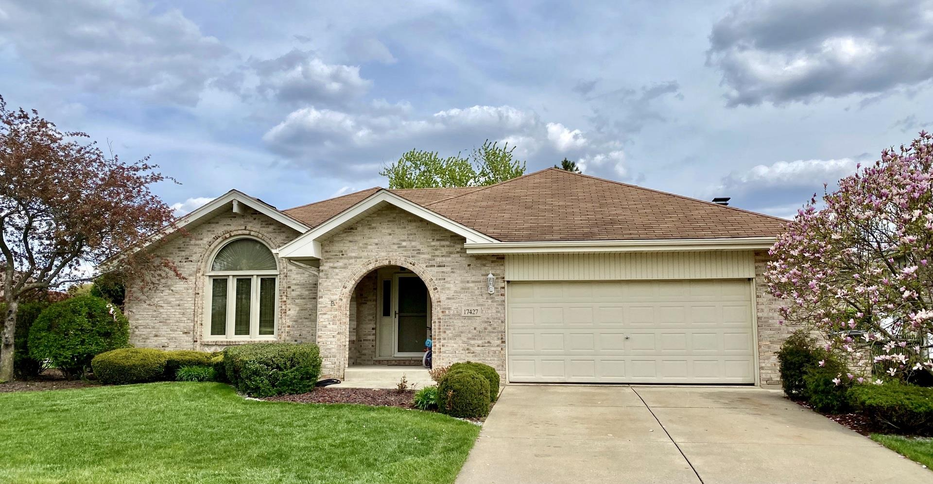 17427 Harvest Hill Drive, Orland Park, IL 60467 - #: 10731799