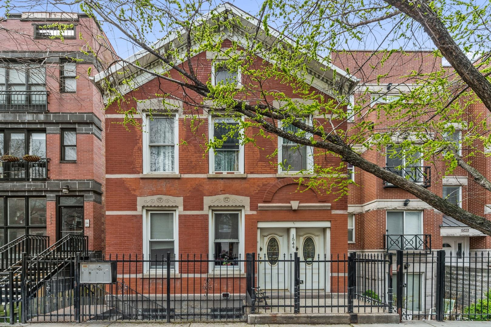 1544 N Bosworth Avenue, Chicago, IL 60642 - MLS#: 10829799