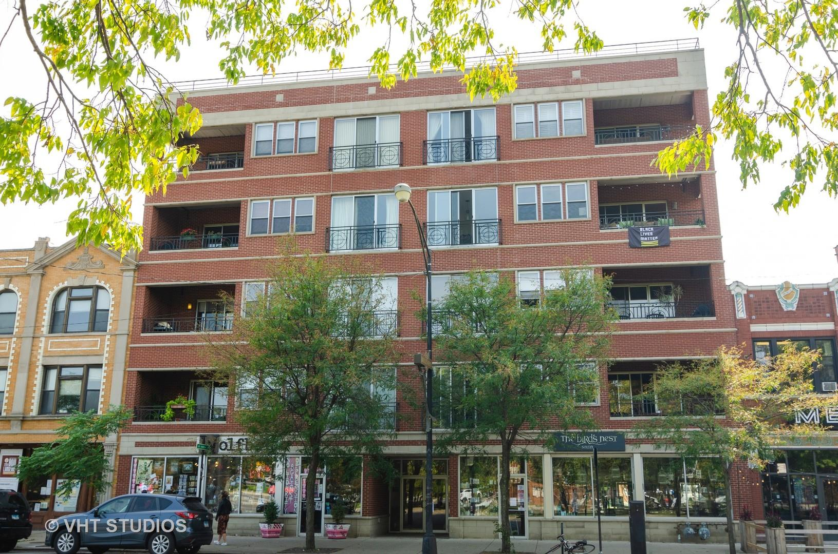 3131 W LOGAN Boulevard #4A, Chicago, IL 60647 - #: 10882799