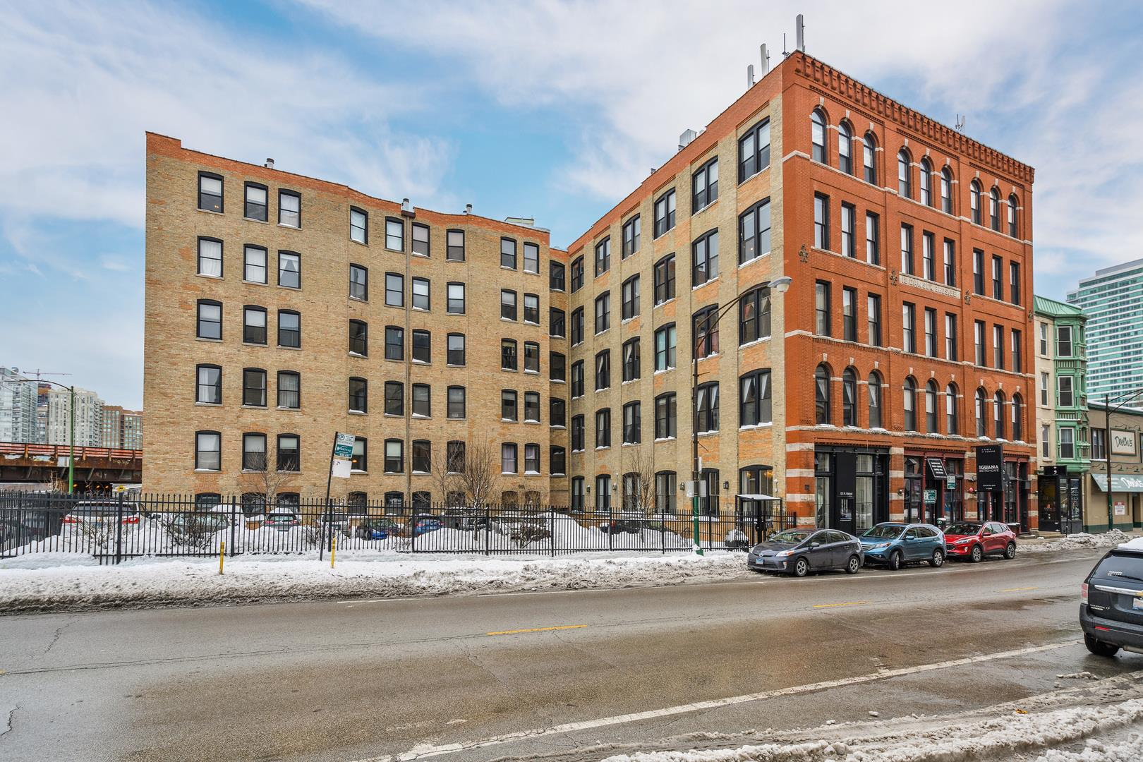 525 N Halsted Street #607, Chicago, IL 60622 - #: 10988799