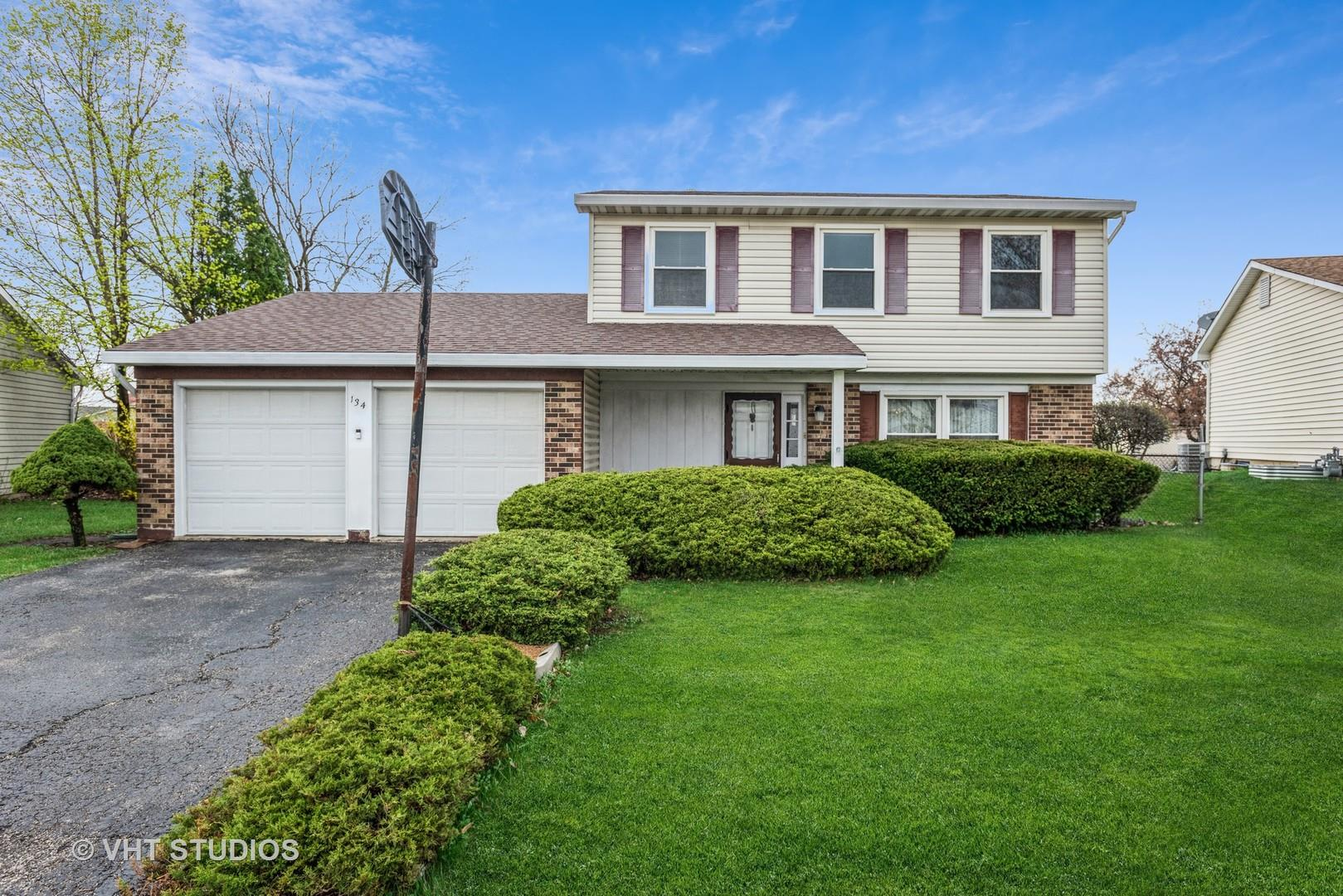 134 W Wrightwood Avenue, Glendale Heights, IL 60139 - #: 11041799