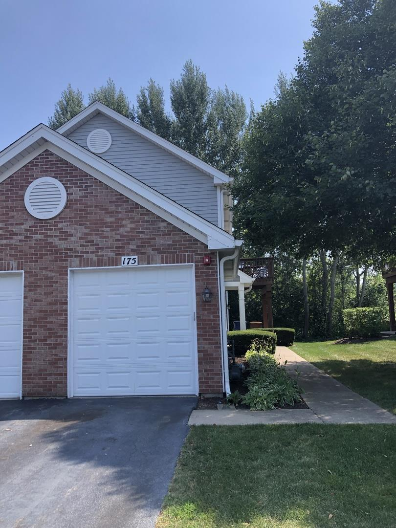 175 Shorewood Drive #175, Glendale Heights, IL 60139 - #: 10466800