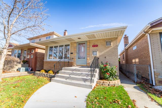 5723 S Massasoit Avenue, Chicago, IL 60638 - #: 10933800