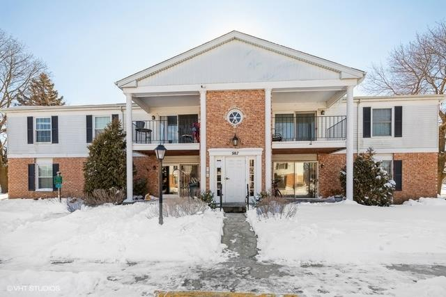 987 Golf Course Road #3, Crystal Lake, IL 60014 - #: 10985800