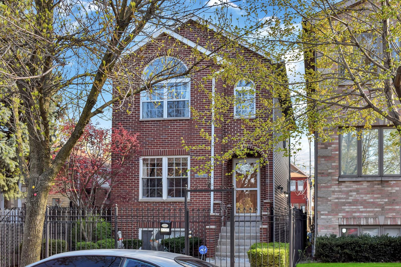 2725 W 37th Place, Chicago, IL 60632 - #: 11049800