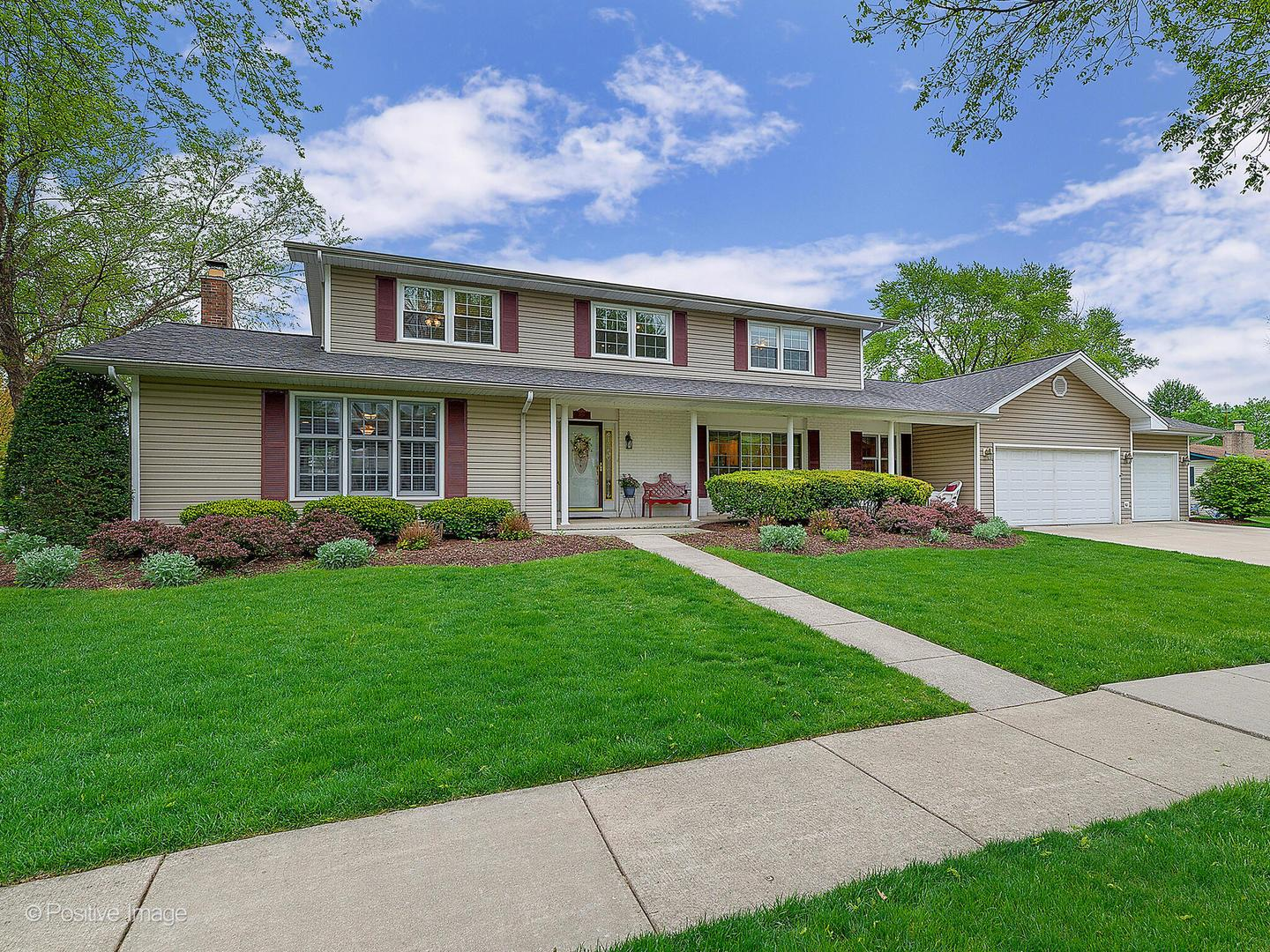 1711 Bolson Drive, Downers Grove, IL 60516 - #: 11079801