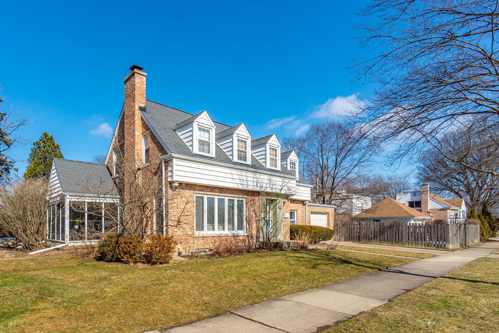 1015 S Lincoln Avenue, Park Ridge, IL 60068 - #: 10857802
