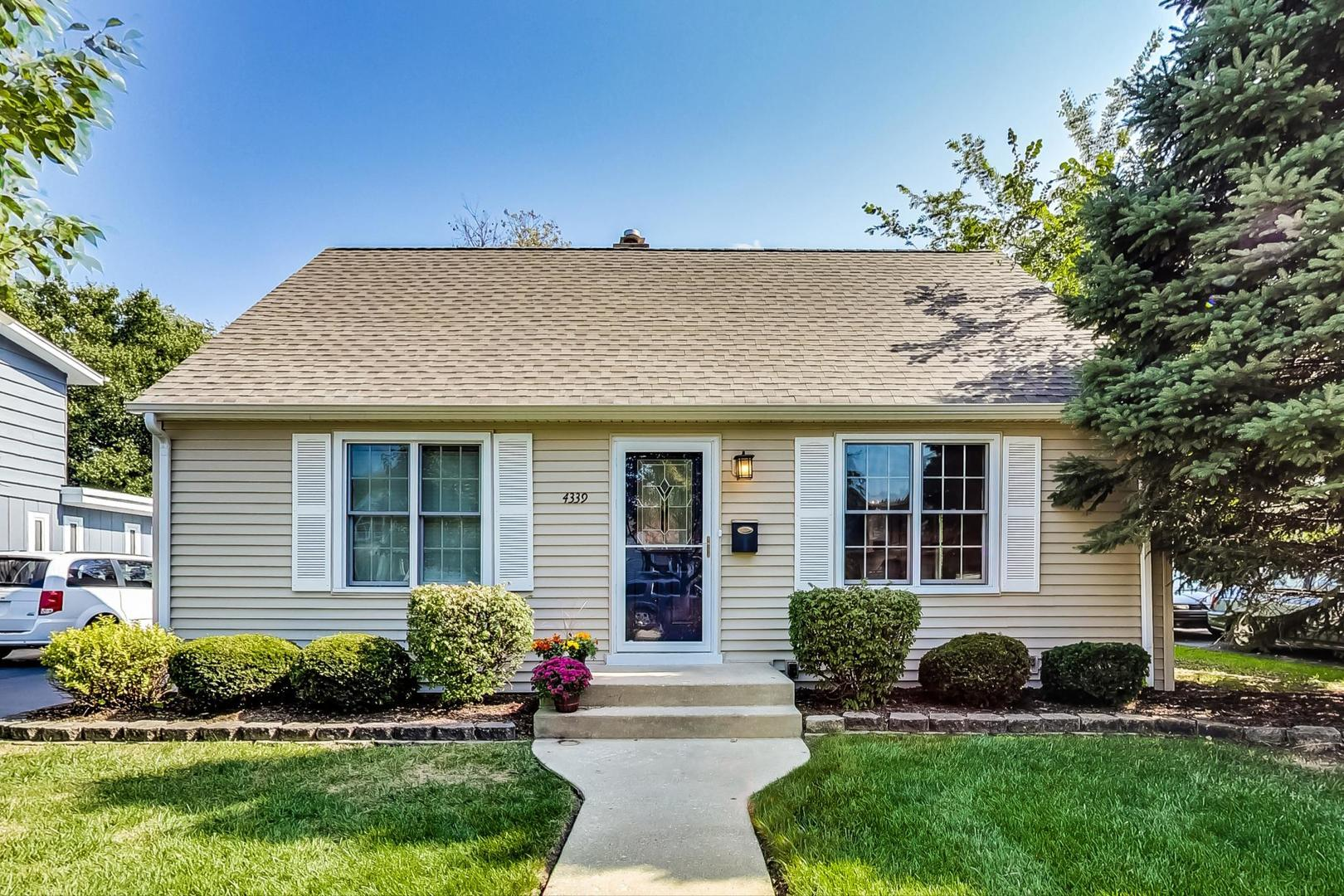 4339 Prospect Avenue, Downers Grove, IL 60515 - #: 10886802