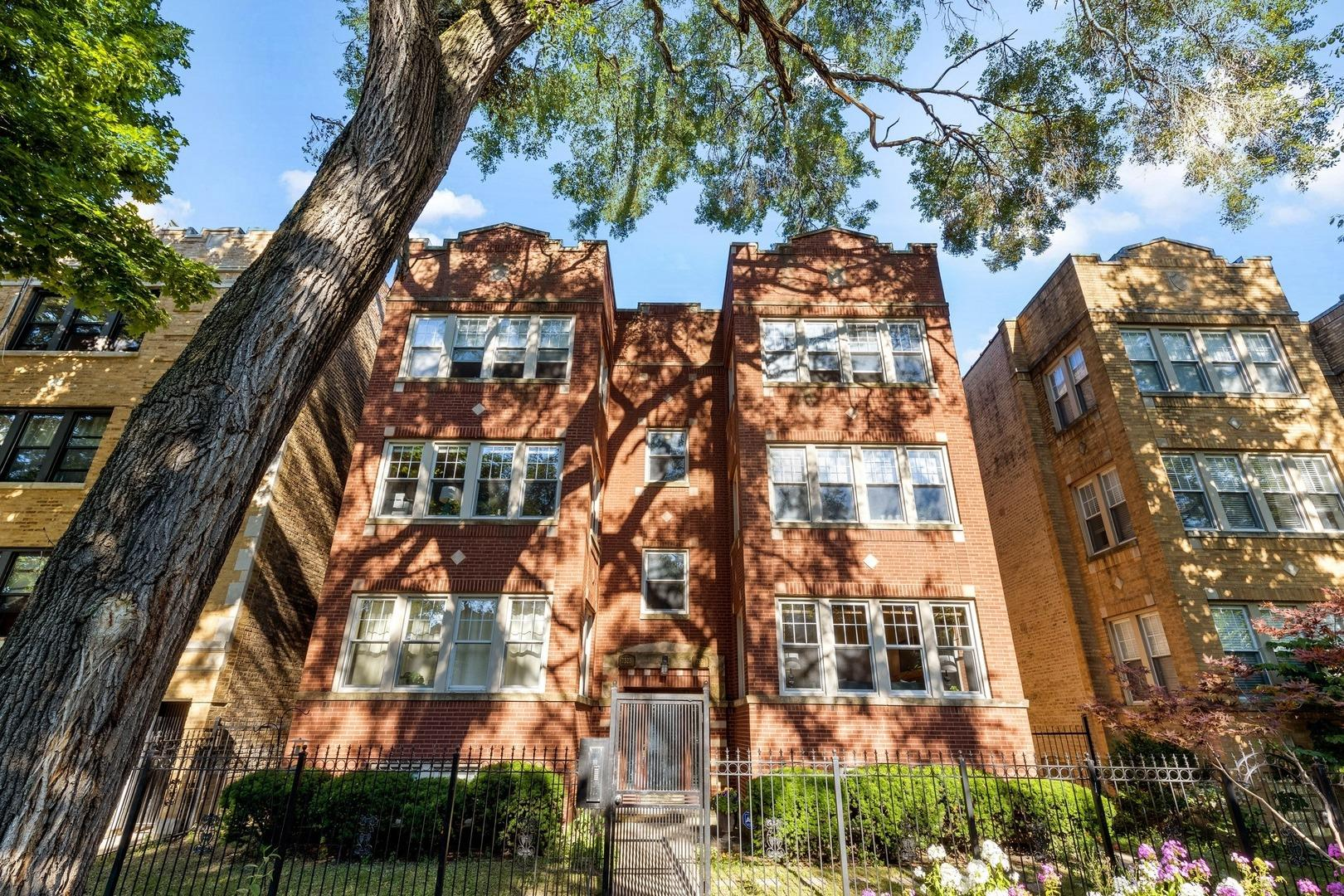 7321 N Honore Street #1S, Chicago, IL 60626 - #: 10826803