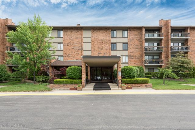 201 Lake Hinsdale Drive #302, Willowbrook, IL 60527 - #: 10517804