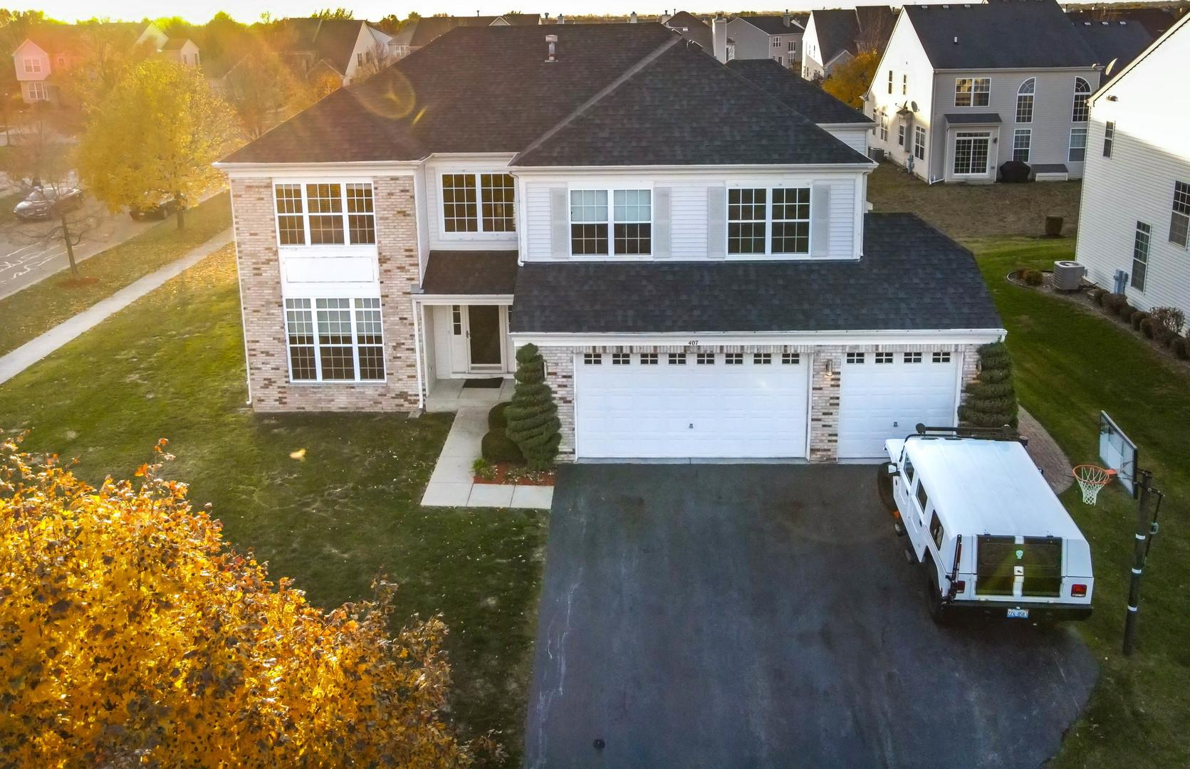 407 Aviary Lane, Bolingbrook, IL 60490 - #: 10976805
