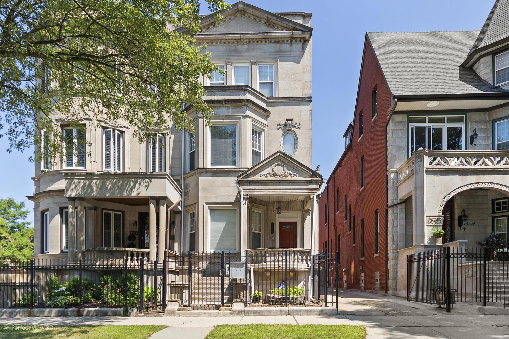 4537 S King Drive #2, Chicago, IL 60653 - #: 10816806