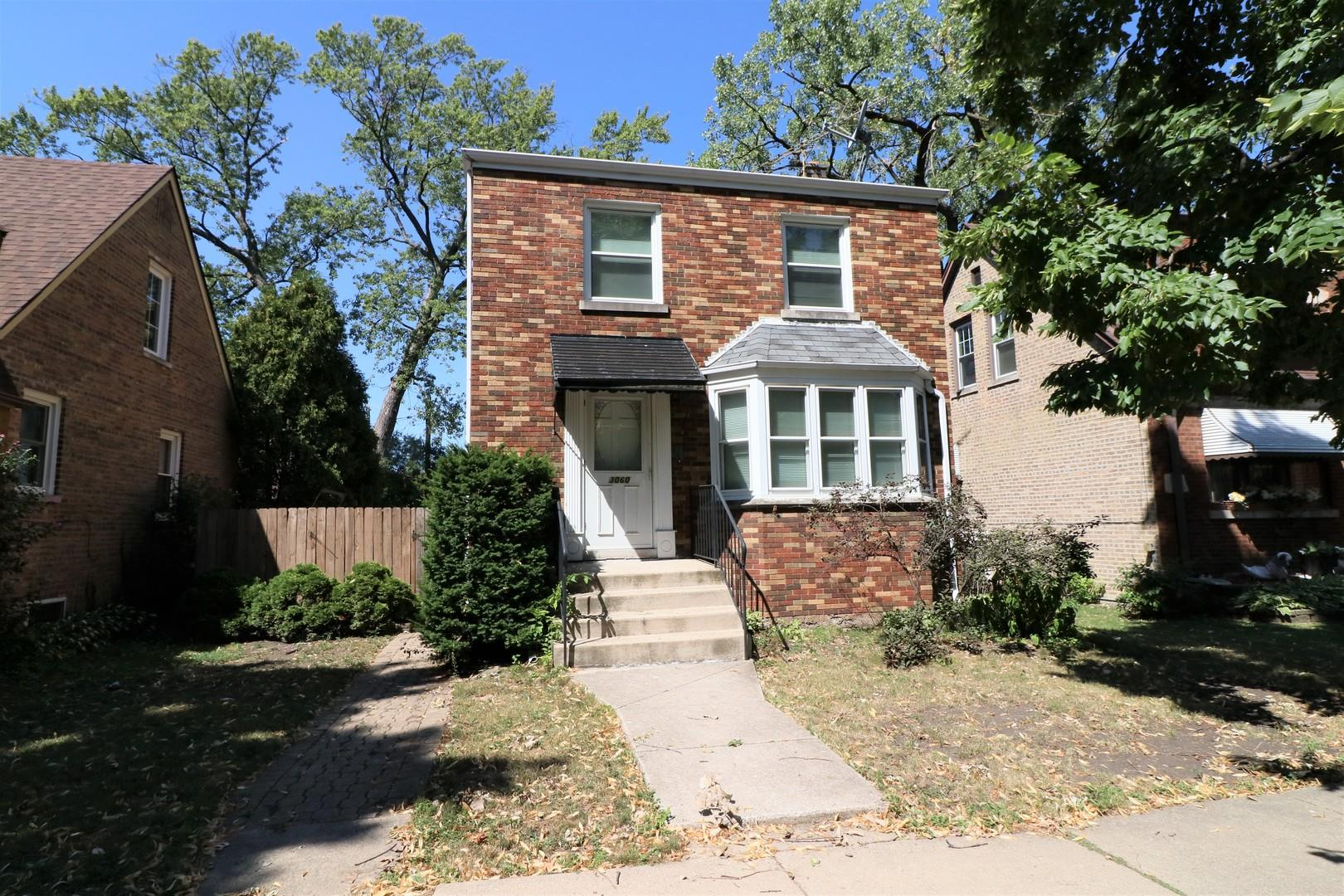 3060 N Neva Avenue, Chicago, IL 60634 - #: 10825806
