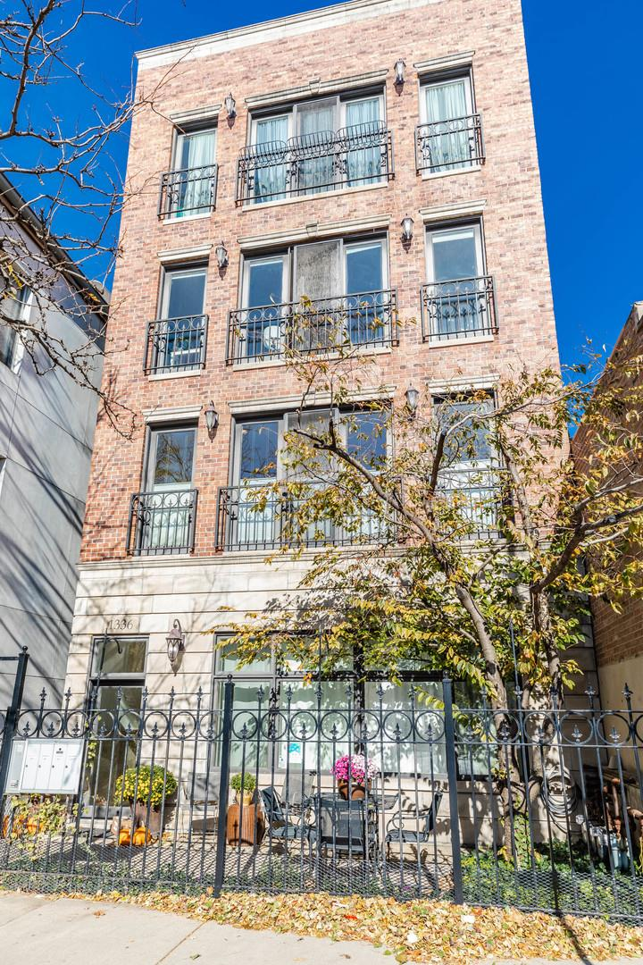 1336 W Grand Avenue #2, Chicago, IL 60642 - #: 10923806