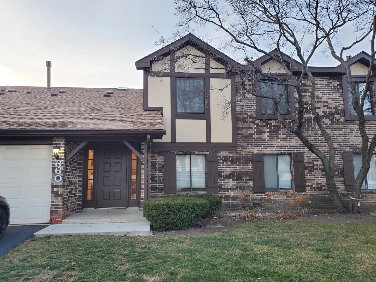 660 Cross Creek Drive #B1, Roselle, IL 60172 - #: 10951806