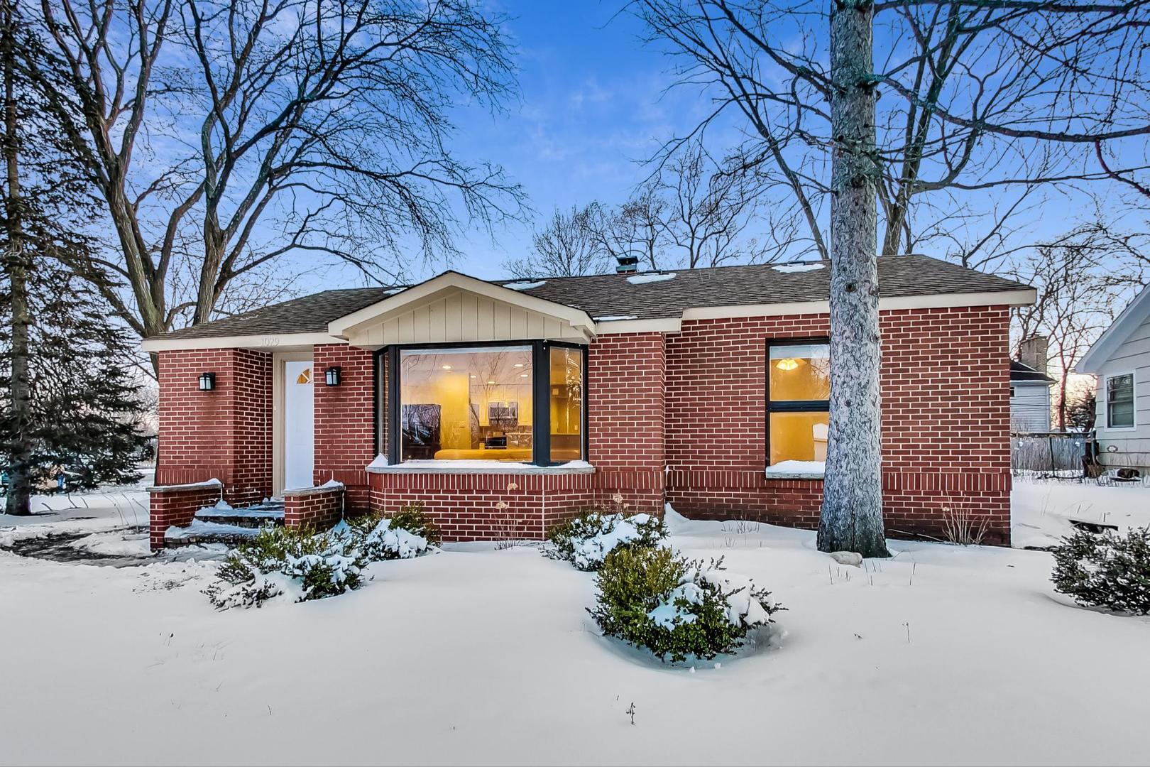 1029 Elmwood Avenue, Deerfield, IL 60015 - #: 10982807