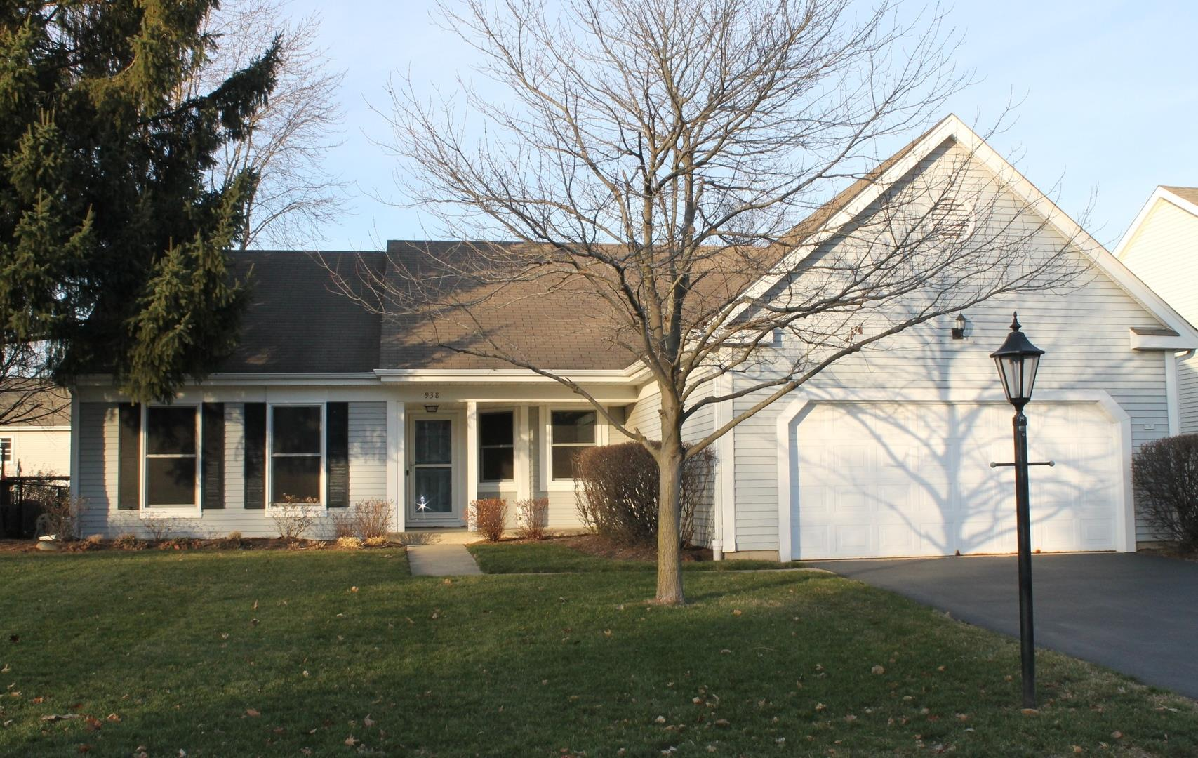 938 MANCHESTER Street, Cary, IL 60013 - #: 10954809