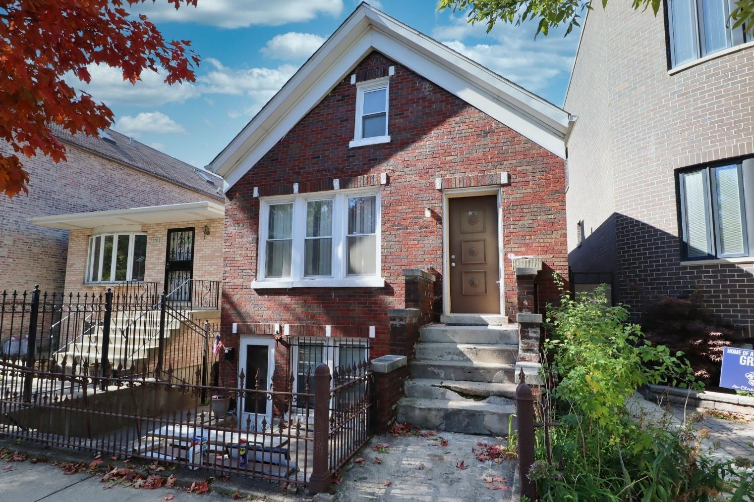3310 S Parnell Avenue, Chicago, IL 60616 - #: 10910811