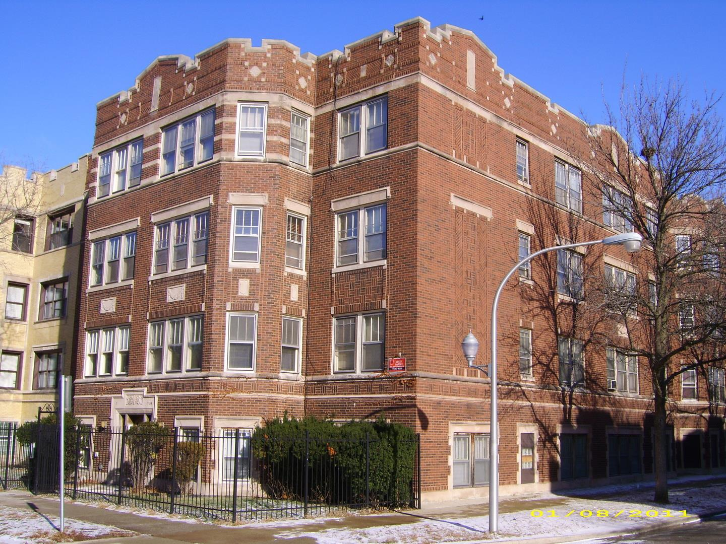 2540 E 78th Street #3W, Chicago, IL 60649 - #: 10735813