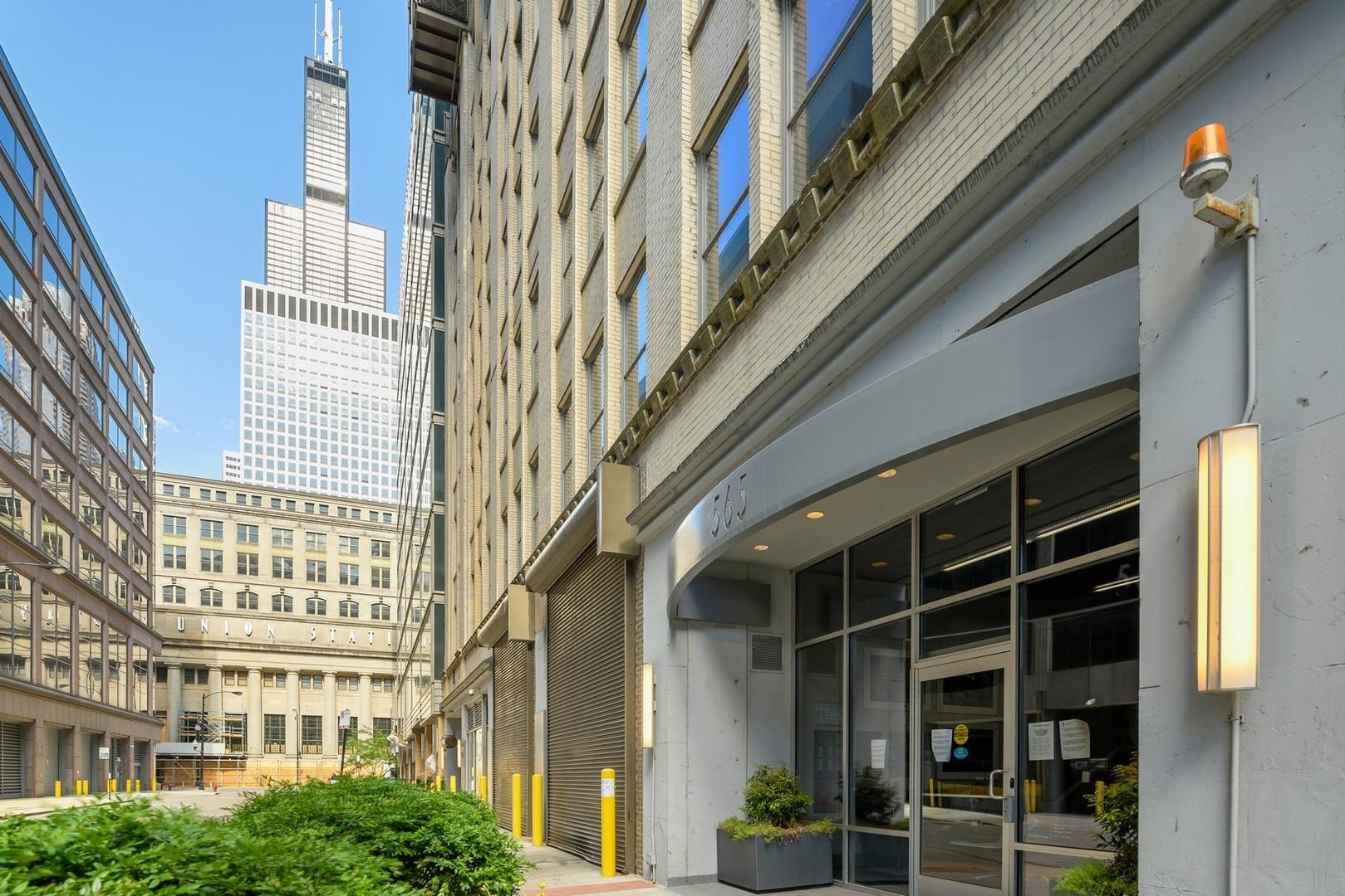 565 W Quincy Street #705, Chicago, IL 60661 - #: 10750813