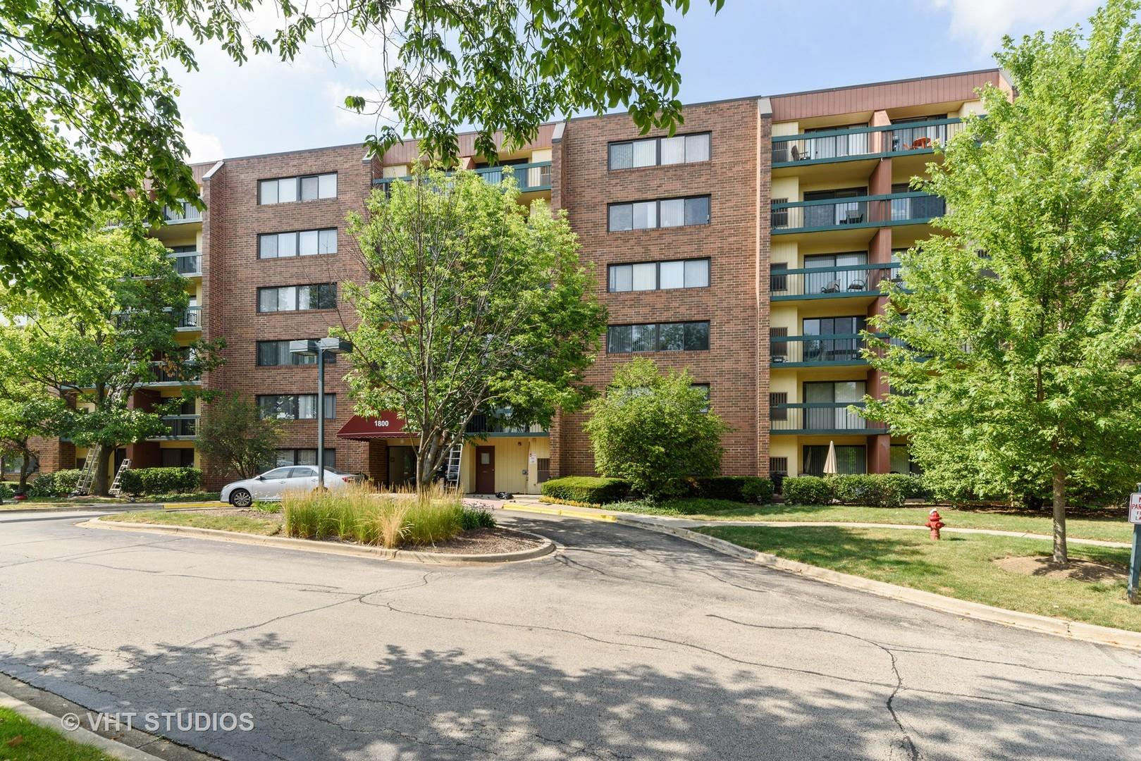 1800 Huntington Boulevard #407, Hoffman Estates, IL 60169 - #: 10775813