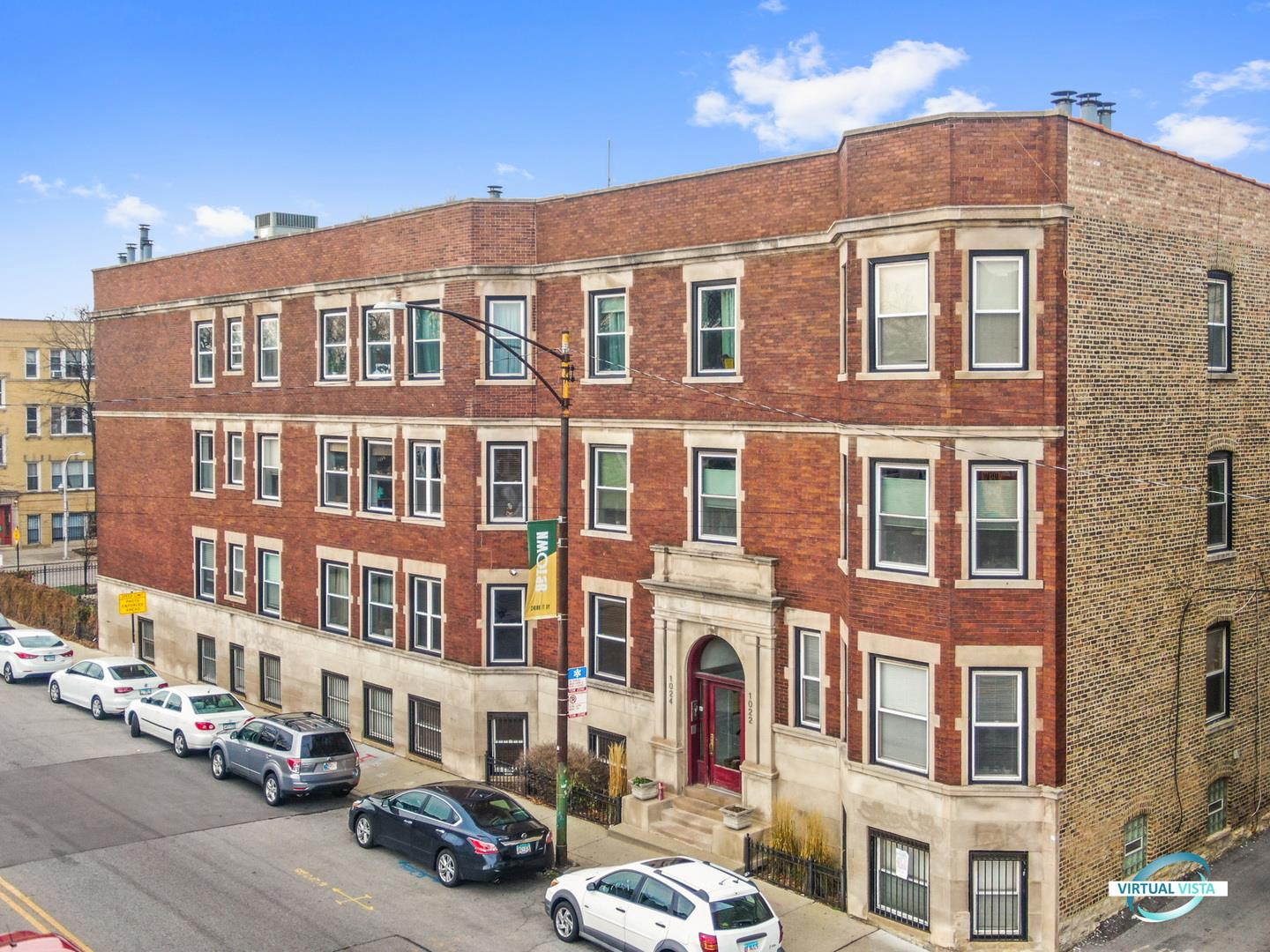 1024 W IRVING PARK Road #3, Chicago, IL 60613 - #: 10951813