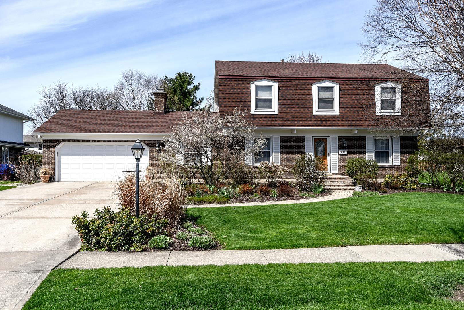 660 Stanford Circle, Elk Grove Village, IL 60007 - #: 10792814