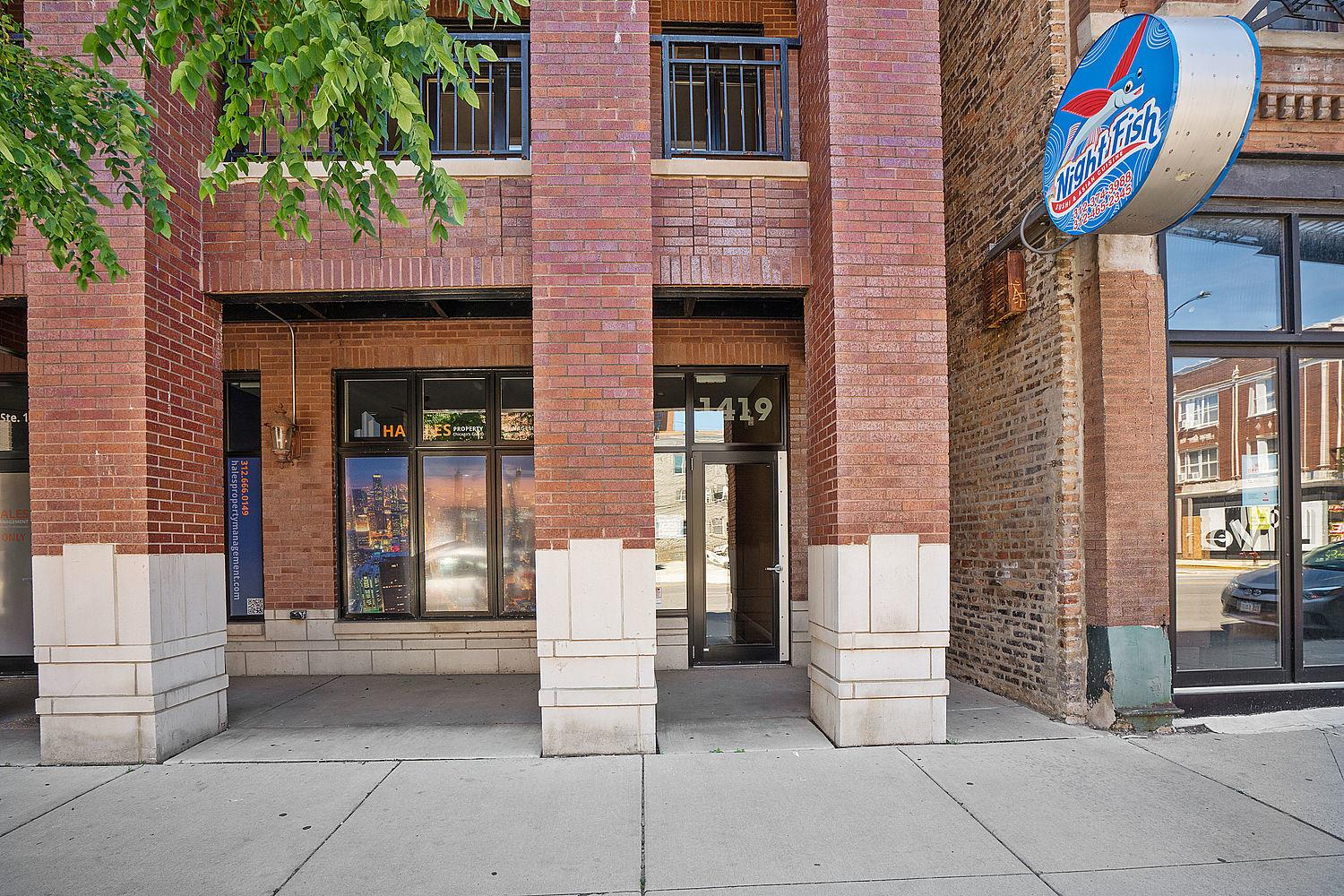1419 W Chicago Avenue #1, Chicago, IL 60642 - #: 10769815